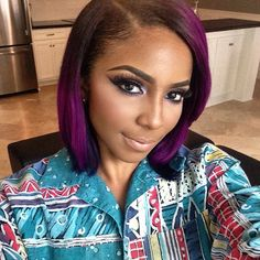 """Affordable luxury 100% virgin hair starting at $65/bundle in the USA. Achieve this look with our luxury line of Malaysian Straight hair extensions, available in lengths 10"""" - 28"""". www.vipextensionbar.com email info@vipextensionbar.com"""