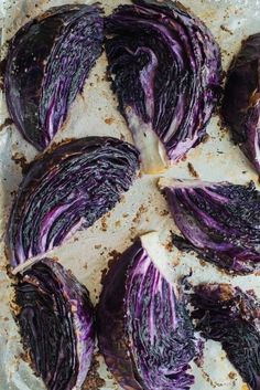Roasted Cabbage with Mustard Vinaigrette Recipe. This is a healthy, low carb, vegetarian side dish that ANYONE will love. Cabbage is budget friendly too, which means your wallet will even love it! This delicious side dish pairs well with tons of dishes for chicken, beef, pork, you name it. It even makes an excellent filling salad all on its own.