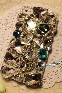 Bling Gem Jewel B, iphone 4 case, iphone 4s case,iphone 5 case, iphone cover, phone case,iphone case,iphone 4 cases,iphone 5 cases