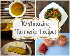 Because turmeric has so many health benefits, I often get asked what you can use turmeric in. So today I'd like to share with ...