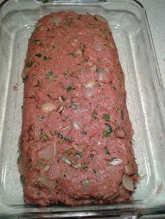 FitViews: Paleo Recipe - Italian Style Meatloaf