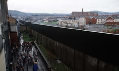 40 years on, Belfast's 'peace walls' remain