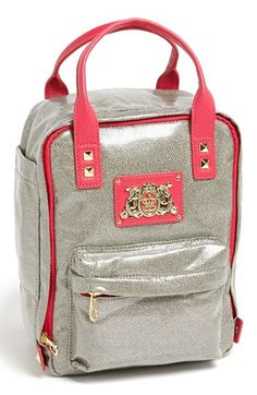 Juicy Couture 'Bright Diamond' Backpack (Girls) available at #Nordstrom