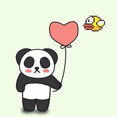 Me Balloon Flappy Bird