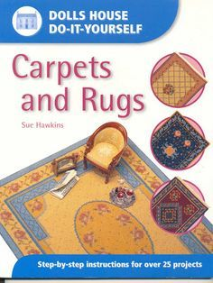 DIY mini carpets and rugs