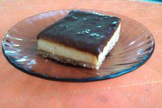 Jogurtový koláč s čokoládovou polevou
