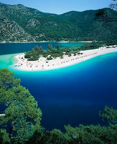 Waking up to this wouldn't be so bad! And you'll be in Turkey? Who could say no?