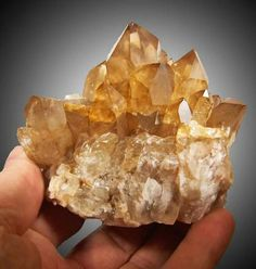"Citrine - ""money stone.""  Good for decision making, learning, teaching, studying, creativity, awareness, writing, problem-solving, and new beginnings.  Also a ""feel better stone.""  Good for relationships, self esteem, aura work, and getting rid of emotional toxins.  Helps anger and yin/yang balance."