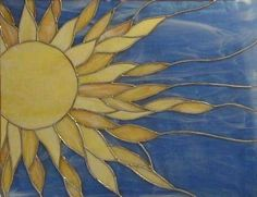 Jane Steelman, has an eye for beauty and has a collection of stained glass pieces at the Cotton Company.