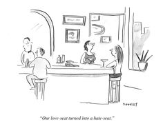 Liza Donnelly cartoon from her forth coming book, Women on Men.
