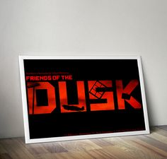 Poster by Clovis Delmotte (La Chât Dusk, Presents, School, Poster, Gifts, Schools, Posters, Favors, Movie Posters
