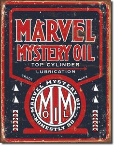logo- but would you use Mystery Oil?