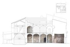Renewal of the Palau-Castell Renaissance Cloister in Betxí
