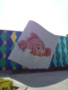 Closeup of Nemo