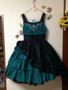 Alice and the pirates Gathered Dress