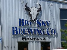 Big Sky Brewing Company - Missoula, Montana