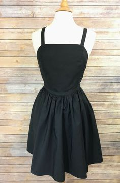 949457cb0b8 New Halston Heritage Cocktail Dress Black Fit Flare Size 4 Silk Blend  Sleeveless