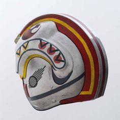 Rebel Pilot (X Wing) helmet **More details**