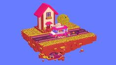 3D model: The Ice Cream Thief by anzuk