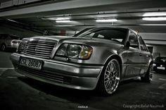 W124 E500