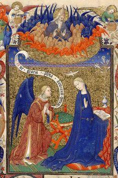 Mary Had a Little Book | Fig. 1 – Aix-en-Provence, Bibliothèque municipale, MS 15 (13th century)