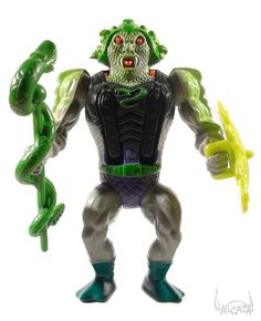 Snake Face Repticor - He-Man: Masters Of The Universe Maisie May made my day with this guy too He Man Figures, Model Hobbies, Cartoon Tv Shows, She Ra Princess Of Power, Comic Movies, Childhood Toys, Retro Toys, Ghostbusters, Figure It Out