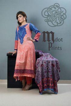 Get it at Amani www.facebook.com/2amani Mallal Designer Lawn Dresses 2014 For Women 005
