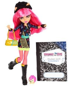 Monster High 13 Wishes Howleen Wolf only $10.99! (reg. $22)