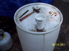Rain Barrel Building 101