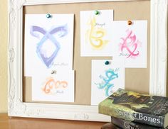 The Mortal Instruments Movie Party. Prints by D and P Celebrations.