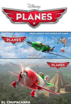 Disney's Planes Movie Preview--due spring/summer 2013.  This makes me smile but also makes me teary-eyed.