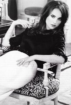 Natalie Portman for Elle France, September 2012