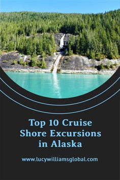 If you are heading on a cruise to Alaska this summer you may be wondering which shore excursions are worth booking with the cruise line or privately.Here are my top 10 shore excursions you must go on in Alaska #alaska #alaskacruise #alaskantours #cruise #cruiseship #cruiseshiptips Cruise Excursions, Shore Excursions, Cruise Vacation, Lumberjack Show, Cruise Packing Tips, Tongass National Forest, Ketchikan Alaska, Show Boat, Lucy Williams
