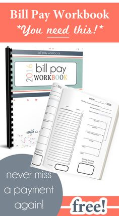Struggling to manage your bills? Than you absolutely need this bill pay system! It is so simple but so effective! You'll never miss a payment OR run out of money again!