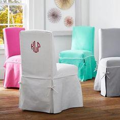 Slipcover Desk Chair | PBteen