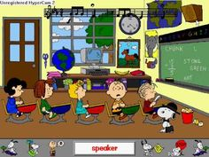 We're back in School with Charlie Brown It is Spelling Bee Time! Can we spell basic words? I don't kown about yuo but I'm a reel good speeller! Ed Stone, Stone Art, Snoopy Love, Charlie Brown And Snoopy, Peanuts Cartoon, Peanuts Gang, Peanuts Comics, Happy Birthday Charlie Brown, Snoopy School
