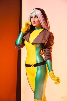 Holly Wolf as Rogue