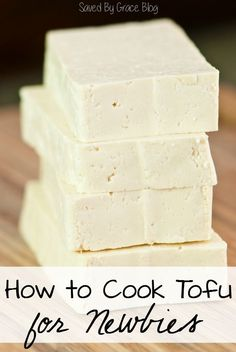 "How to Cook Tofu for Newbies including tips for cooking tofu crispy, how to mari. - Tofu "" hacks "" for perfect cooking n stuff - Healty Diet Veggie Recipes, Whole Food Recipes, Vegetarian Recipes, Cooking Recipes, Dinner Recipes, How To Go Vegetarian, Healthy Tofu Recipes, Pasta Recipes, Firm Tofu Recipes"