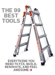 The 99 best tools to help you fix, build and improve your home.
