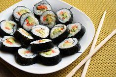 Totally Veg!: Perfektes Sushi (natürlich vegan!)