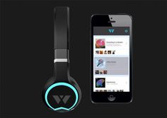Social headphones bring back the art of listening to music together
