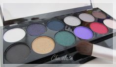 MUA Glamour Nights Eyeshadow palette Eyeshadow Palette, Glamour, My Love, Beauty, Products, My Boo, Beleza, The Shining