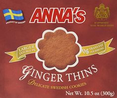 Anna's Delicate Swedish Cookies, 10.5 Oz (Ginger Thins) Anna's http://www.amazon.com/dp/B00AJTOQP2/ref=cm_sw_r_pi_dp_Zs6exb1BEZ7N2