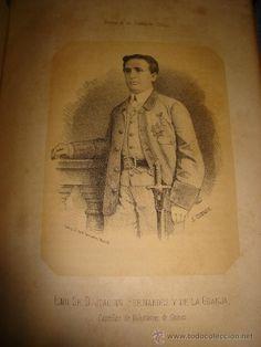 HISTORIA DE LOS VOLUNTARIOS DE CUBA 1872