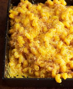 Cooking with Joy: Butternut Squash Mac and Cheese.
