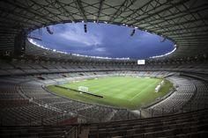 Cruzeiro Esporte Clube, Mineirão - Belo Horizonte - MG, Brasil.