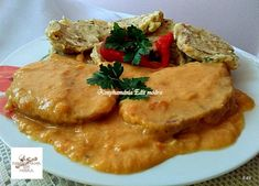 My Recipes, Cake Recipes, Hungarian Recipes, Food And Drink, Lunch, Beef, Dishes, Chicken, Breakfast