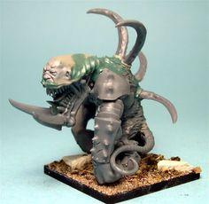 Sweet Chaos Spawn Inspiration. Rat Ogre, Carnifex, Ogre