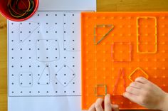 Hello Bee - Geoboard