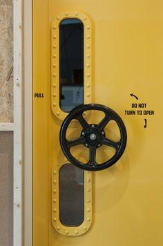 wharehouse door?